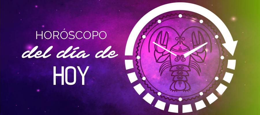 Horóscopo Cáncer Hoy -  Horóscopo diario de Cáncer